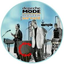 """DEPECHE MODE MASTER AND SERVANT  VINYL STICKER 100MM 4"""" QUALITY.OTHERS LISTED,,"""