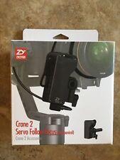 Zhiyun Crane 2 Servo Follow Focus for All Canon Nikon Sony Panasonic Cameras