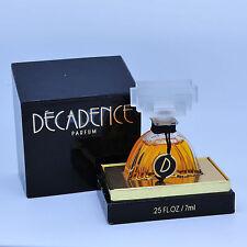 Vintage Decadence parfum perfume .25 oz 7.5ml