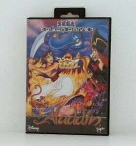 Sega Mega Drive Disneys Aladdin
