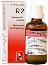 Dr. Reckeweg R2 corazón eficiencia-Oro gotas 50 Ml