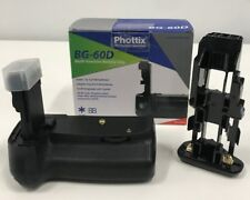 Battery Grip for Canon BG-60D by Phottix New in Box