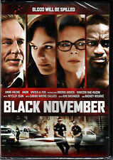 BLACK NOVEMBER The MOVIE on a DVD of CORRUPTION! Oil CORPORATION in NIGERIA Gold