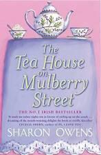 Good, The Tea House on Mulberry Street, Owens, Sharon, Book