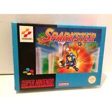 Sparkster Nintendo Super NES SNES Pal