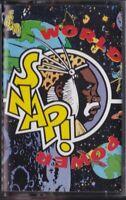 SNAP / WORLD POWER * NEW MC AUDIO CASSETTE 1990 * MC - MUSIKKASSETTE * NEU