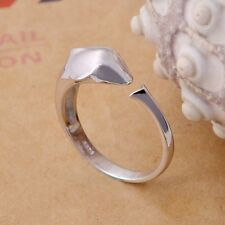 Dolphin Rings - Silver - Adjustable (R15)