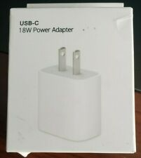 18W Fast Wall Charger USB-C Power Adapter PD For iPhone 11 Pro Max X XR iPad