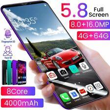 Rino3 Pro Water Drop Screen Smartphone Mobile Phone Cool Shape Fashion 5.8 Inch