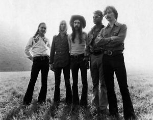 The Allman Brothers 11x14 Poster Print (#2)
