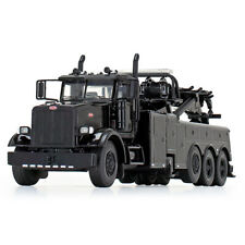 NEW 2020 FIRST GEAR *PETERBILT 367* CENTURY ROTATOR WRECKER *BLACK* NIB!