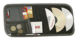 Genuine Sumex Branded Car Sun Visor CD Organiser Storage Wallet Sleeve Holder