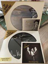 Sinatra '57 In Concert 24 Karat Gold Disc CD Sammy & Dean  Limited Edition
