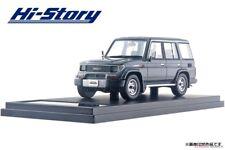 1/43 Hi-story Toyota LAND CRUISER 70 PRADO 1993 Gray #HS163GY