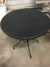 Fermob Outdoor Bistro Tables ,Black