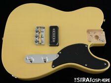 Fender Noventa Telecaster Tele LOADED BODY, Guitar Parts Vintage Blonde