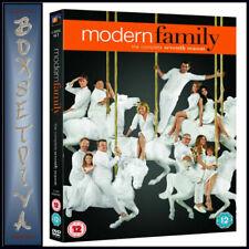 Modern Family Complete Season 7 DVD Region 4