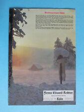 Kettner Jagd Katalog Prospekt Weihnachten 1966 12 Seiten + Bestellschein