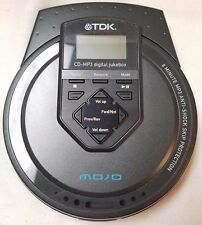 TDK Mojo CD-MP3 digital jukebox player parts/repair no disc read error CDMP3-12