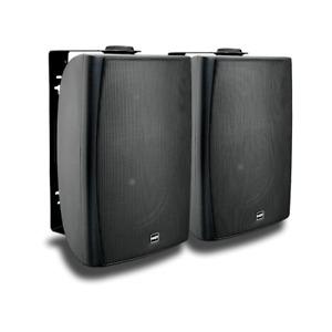 NEXT audiocom W6 Installations-Lautsprecher schwarz Paar 8 Ohm / 100V