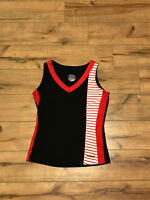 Women's Bolle Athletic Tennis Tank Top - Excellent Condition - Size XSmall *WOW*