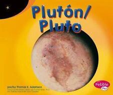 Pluton / Pluto (Pebble Plus Bilingual)-ExLibrary