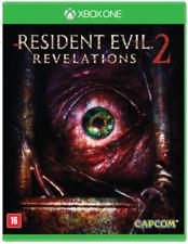 RESIDENT EVIL REVELATIONS 2 XBOX ONE segunda mano ( PAL ESP ) Ed física