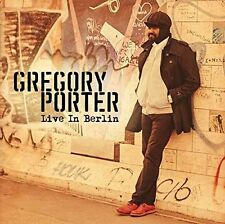 GREGORY PORTER LIVE IN BERLIN 2CD & DVD SET (PRE-ORDER Released 18/11/2016)