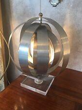 Lampe Elliptique Verner Panton Pour Louis Poulsen 1969