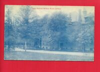 SCENE - NATIONAL MILITARY HOME INDIANA IN IND  MARION 1911    POSTCARD