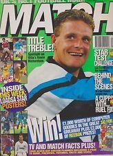 Corrispondenza 28th NOVEMBRE 1992 QPR Inghilterra Turchia ARSENAL UOMO Norwich City Spurs LAZIO
