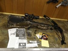 Barnett Quad 400 Crossbow with Barnett 4x32 Scope