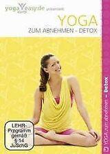 DVD  -  Yoga Easy - Detox - Anusara Yoga Detox -  FITNESS