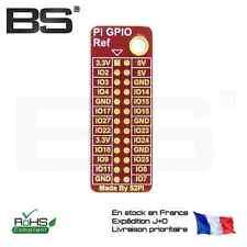 Raspberry Pi GPIO REF Board GPIO reference breakout HASL RoHs