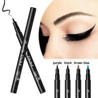 Waterproof Matte Eyeliner Liquid Eye Liner Pen Pencil Makeup Beauty Cosmetic