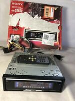 SONY CDX-CA850 XPLOD CD RADIO & CD CHANGER CONTROL WITH REMOTE