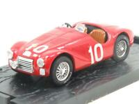 Brumm Diecast R182 Ferrari 125 S 1947 Red #10 1 43 Scale Boxed