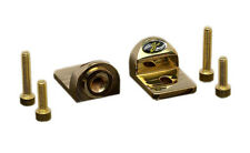 Stinger SPT85303 Car Audio Adapter Converts Top Post - Gm Side Post Battery Gold