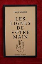 Les lignes de votre main -  Henri Mangin