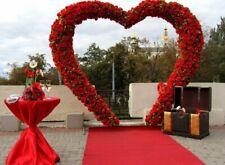Wedding arch HEART Wedding backdrop Wedding archway Metal BIG archway