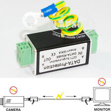 Dati UTP RS485 SURGE PROTECTION Device parafulmine per video AC / DC 12V