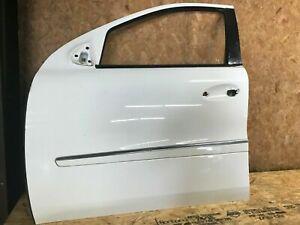 MERCEDES BENZ GL450 X164 07-12 FRONTLEFT DRIVER SIDE DOOR SHELL WHITE