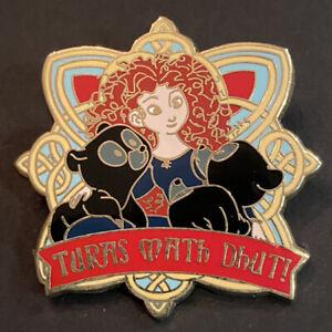 Adventures by Disney Scotland Brave Adventure Merida & Bear Cubs Pin