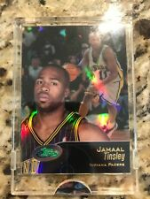 2001-02 eTopps Jamaal Tinsley #71 Rookie uncirculated Indiana Pacers