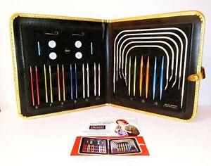 Vintage Sears Boye Needlemaster Interchangeable Knitting Needle Kit Set