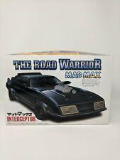 Aoshima 1/24 The Road Warrior Mad Max Interceptor Model Kit