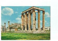 GRECE  ATHENES  VUE DU TEMPLE DE L OLYMPIEN JUPITER