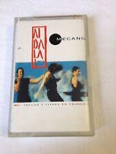 MÉCANO AIDALAI K7 Audio BMG ARIOLA 1991 Inclus 7 Titres En Français