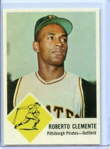 ROBERTO CLEMENTE - BASEBALL CARD - COMES WITH FREE SHIPPING