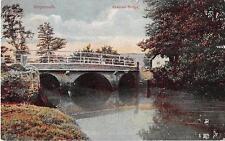 Miss A Shrubb, 'Farley Green', Albury, Surrey 1907 jb498